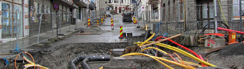 Touchstone utility works traffic